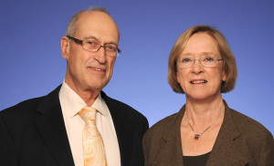 Peter M. Elias, M.D. and Mary L. Williams, M.D., dermatology experts on the Inside-Out of Skin