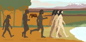 Why Early Humans Needed Dark Skin
