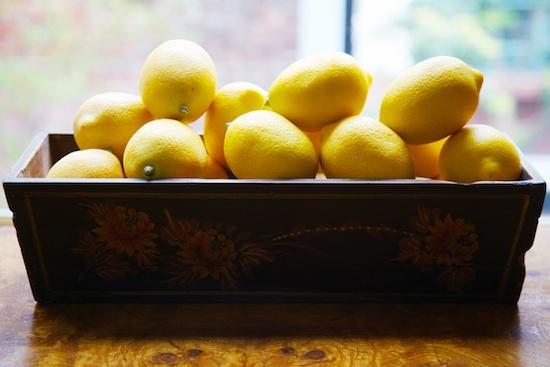 lemons crop