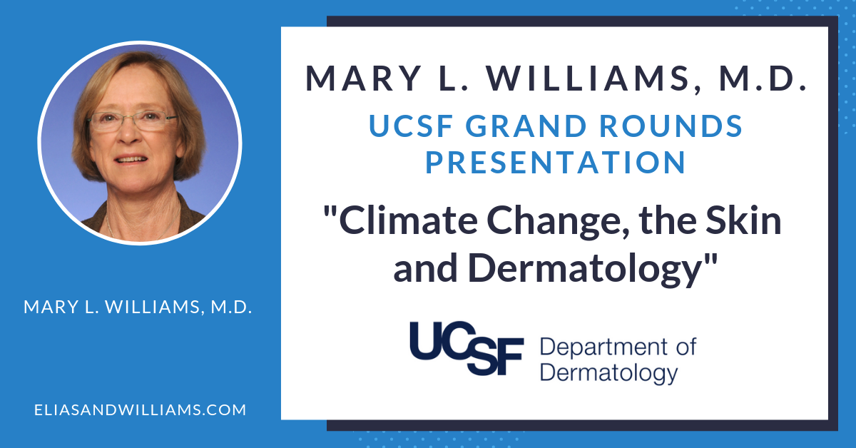 Mary-L-Williams-MD-UCSF-Grand-Rounds-10-2018-Climate-Change