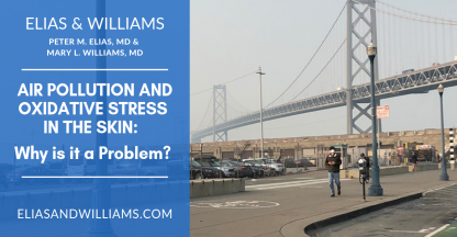 Air Pollution and Oxidative Stress in the Skin: Why is it a Problem? | Dermatologist and Skin Researcher Mary L. Williams, M.D. | Elias & Williams